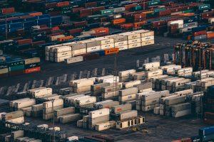 Containers Logistiek