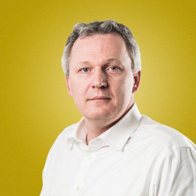 Jurriën van Zutphen - Directeur Ziekenhuizen