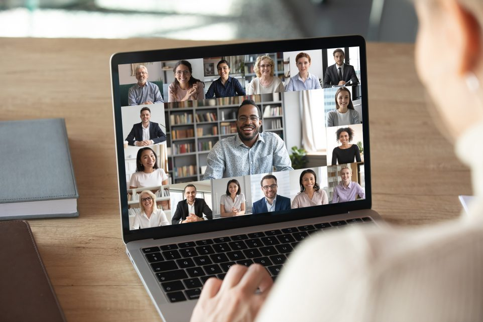 Effectief online vergaderen dankzij sterk leiderschap